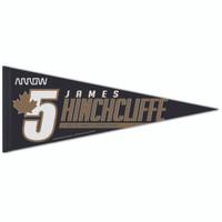 James Hinchcliffe Premium Driver Pennant