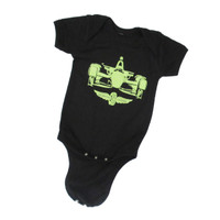 Wing and Wheel Car Glow Onesie