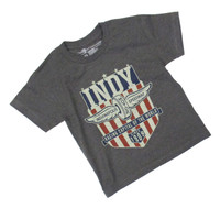 Youth Wing and Wheel America Indy Tee