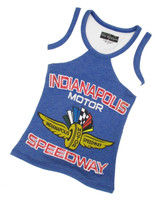 Girls Indianapolis Motor Speedway Color Block Tank Top