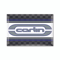Carlin Racing 2x3 Team Magnet