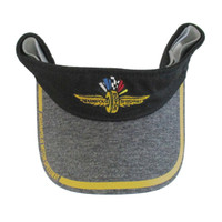 Indianapolis Motor Speedway Tinted Trim New Era Visor