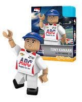 "Tony Kanaan ""14"" Oyo Minifigure"