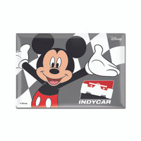 INDYCAR Series Mickey Mouse 3x4 Magnet