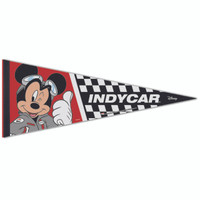 INDYCAR Series Mickey Mouse Pennant