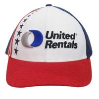 Graham Rahal United Rentals Americana New Era 9FIFTY LP Cap