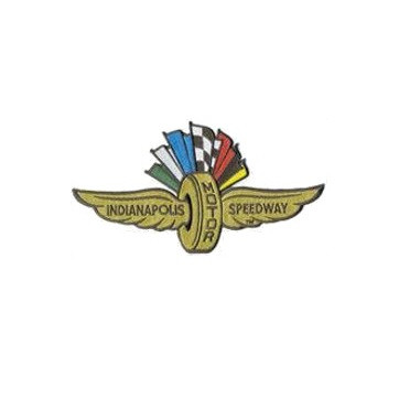 Indianapolis Motor Speedway Large Emblem Official Indianapolis