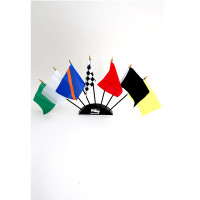INDYCAR 7-Piece Flag Set