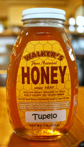 A 1lb Jar Of Tupelo Honey.