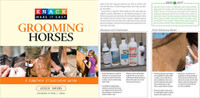 Knack Grooming Horses: A Complete Illustrated Guide