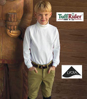 Boys Patrol Front Zip Breeches, Size 14 Only