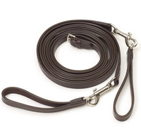 Camelot Leather Pony Draw Reins