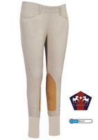 Equine Couture CoolMax Champion Side Zip Breech, Sizes 6-16