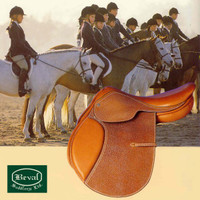The Beval Junior Saddle, 15""