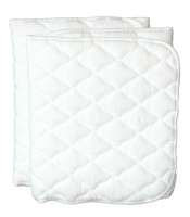 Wilkers Quilted No-Bow Leg Wraps,  8'', 10'', 12'' & 14''