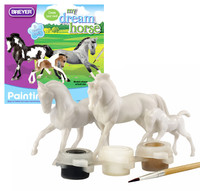 Breyer Horse Family Painting Kit