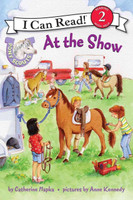 Pony Scouts: At The Show: I Can Read Level 2