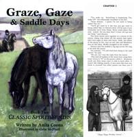 Graze, Gaze & Saddle Days, Classic Spirit Series Book 2