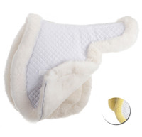 ECP Fully Lined Sheepskin Pony Pad, Natural Only