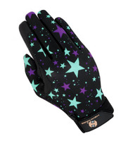 Heritage Performance Gloves - Stars, Sizes 4 - 7