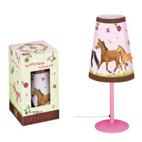 Horse Friends Bedside Lamp
