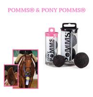 Pomms Premium Equine Ear Plugs, 2 Sizes