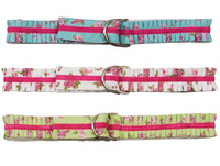 Equine Couture Children's Ruffled Bindia Belt