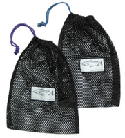 Mesh Grooming Bag with Draw String