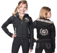 Ovation Child's Equestrian Hoodie, Sizes Small & Medium Only