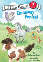 Pony Scouts: Runaway Ponies: I Can Read Level 2