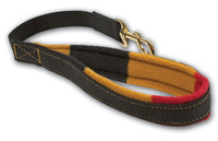 Horseware Rambo Newmarket Dog Leash, Witney Stripe