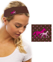 Horse Friends Hair Band