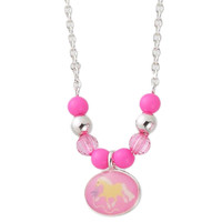 Pink Pony Parade Necklace