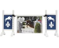 Jumper Frame from Model Horse Jumps