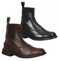 TuffRider Children's Baroque Front Zip Paddock Boots