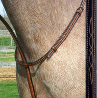 Bobby's Raised & Fancy Standing Martingale