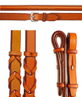 Edgewood Fancy Raised Reins, Pony & Cob