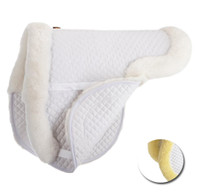 ECP Close Contact Pad Partial Sheepskin Pad, Pony