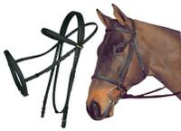 Wintec Synthetic Bridle, Pony & Cob