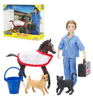 Breyer Classics Vet Care Set