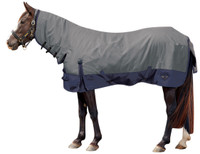 "Weatherbeeta Saxon 600D Pony Medium Combo, 69"" Only"
