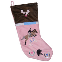 Carstens Pink Show Jumping Stocking