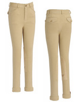 Boys Patrol Light Front Zip Jodhpurs