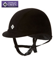 Charles Owen JR8 Helmet with FREE Charles Owen Backpack