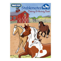Stablemates Coloring and Activity Book