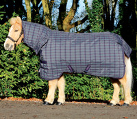 "Rhino Pony All-In-One Heavy Turnout, 45"" - 69"""