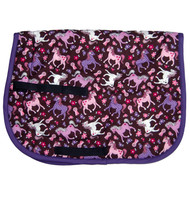 Toklat Pretty Ponies Pony Saddle Pad