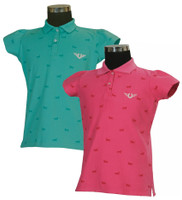 TuffRider Children's Madelyn Polo Shirt