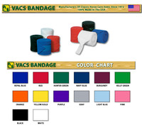 "Vac's Deluxe Pony Polo Bandages, 4"" x 6'"