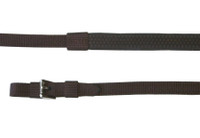 Nunn Finer Nylon Rubber Reins